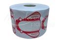 Műköröm sablon 500 db  Summer pink